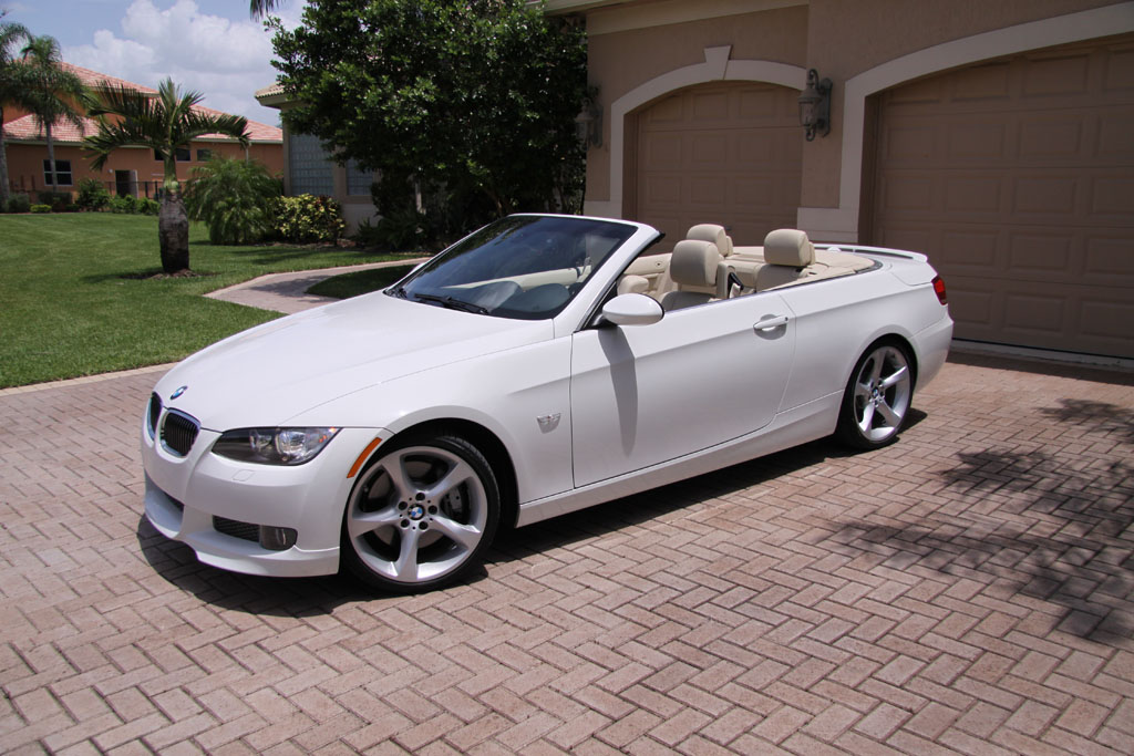 New 2009 335i Convertible owner...