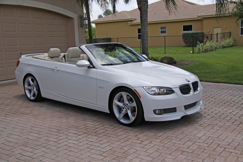 New 2009 335i Convertible Owner