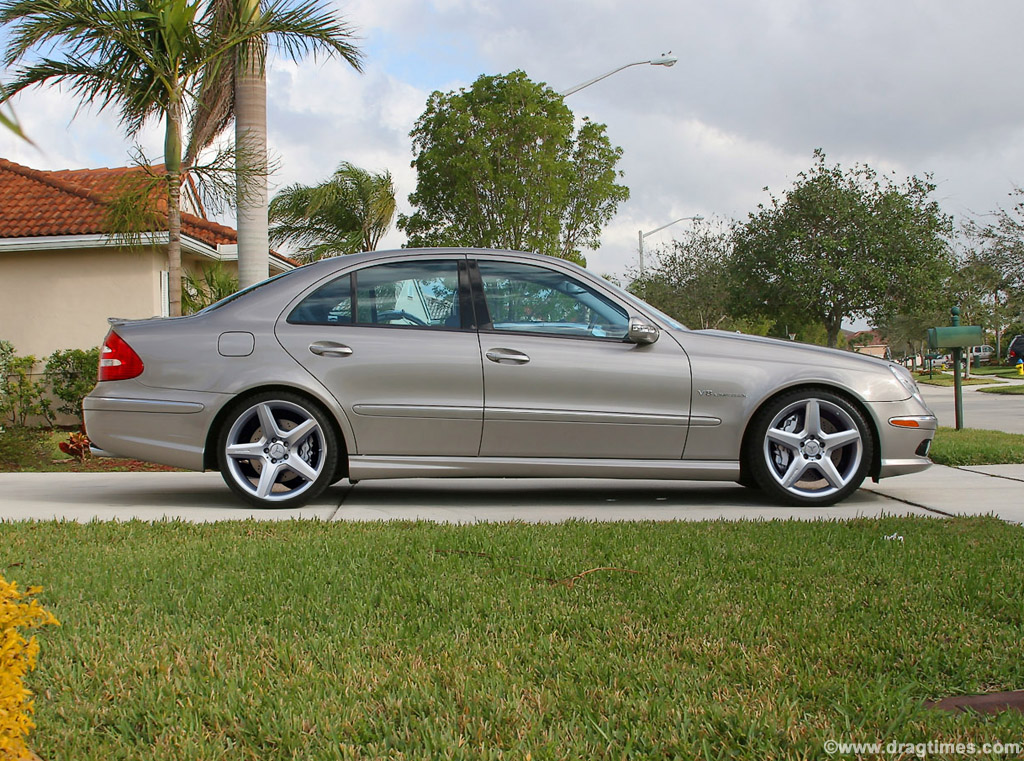 Cls500 Rims On The E55 Mbworld Org Forums