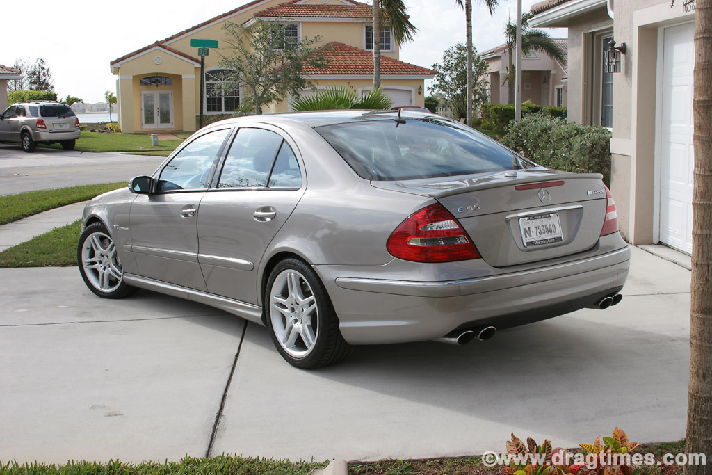 2005 mercedes benz e55 amg picture gallery brooks 39 viper for 2005 mercedes benz e55 amg