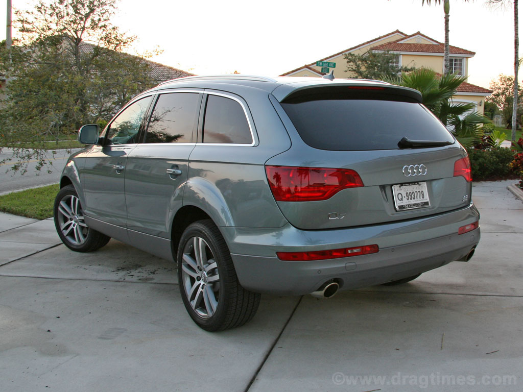 2007 audi q7 4 2 pictures brooks 39 viper web site. Black Bedroom Furniture Sets. Home Design Ideas