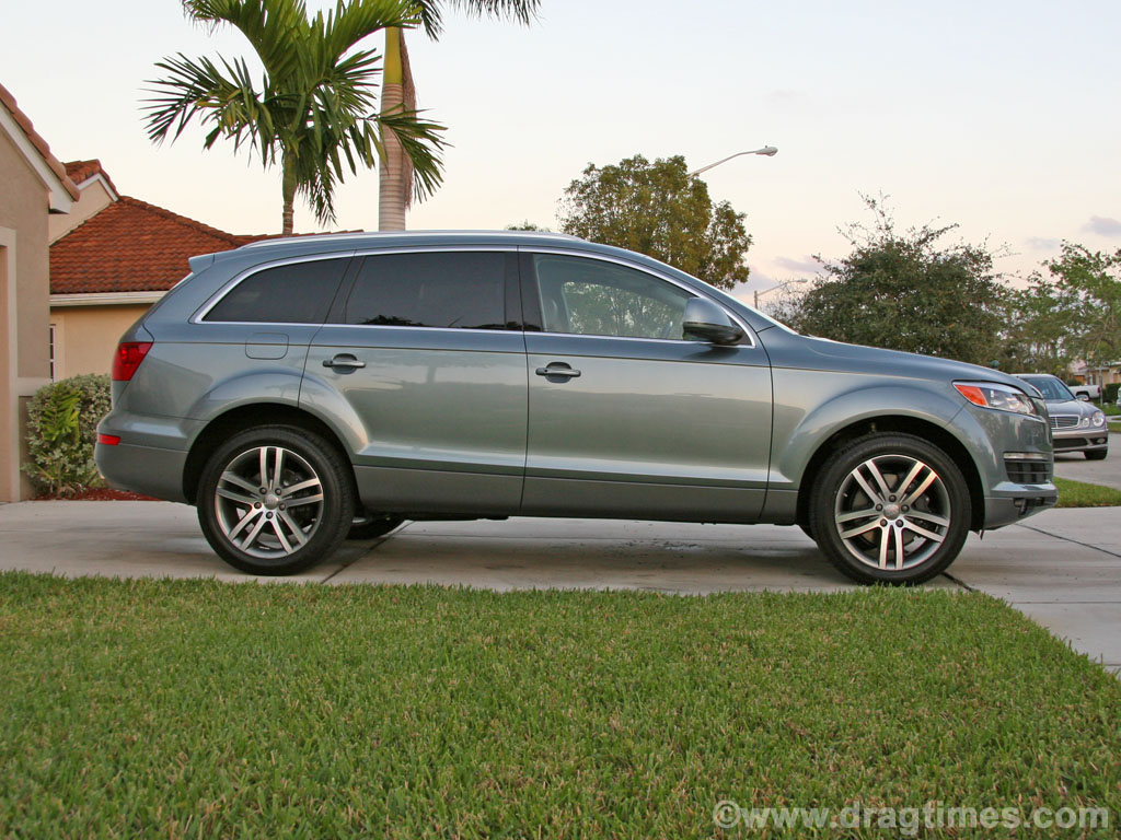 2007 Audi Q7 4 2 Pictures Brooks Viper Web Site